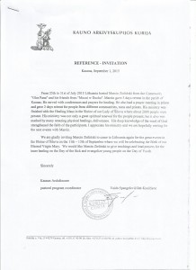 Litwa Kuria