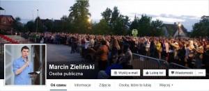 Fanpage Marcin Zieliński